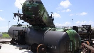 Live-Fire Rail Transportation Emergency Training