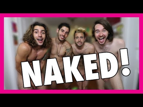 SOMEONE'S GETTING NAKED CHALLENGE (feat. Zakar Twins)