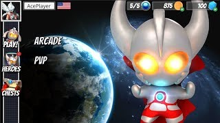 Ultraman Rumble3 Android Gameplay