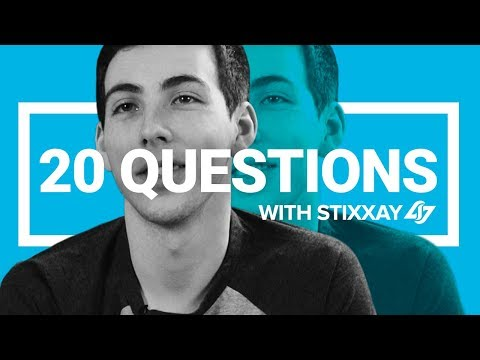 Xxx Mp4 20 Questions With CLG Stixxay 3gp Sex