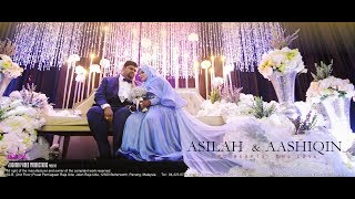 Indian Muslim Wedding Highlight of Aashiqin & Asilah by Digimax Video Productions