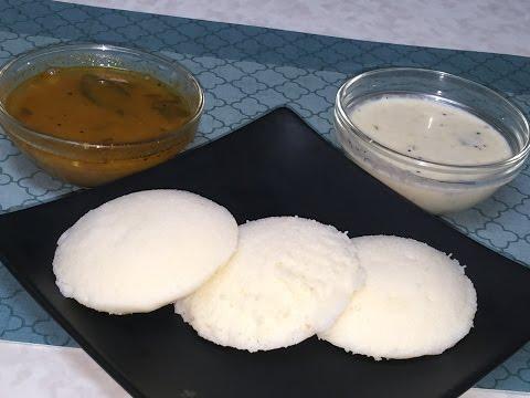 👌Instant Rice Flour Idlis Video Recipe - Steamed Rice Flour Cakes