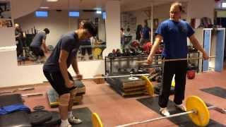 Weightlifting Snatch - The