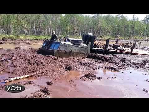 Extreme off road vehicles of Russia Prt 7