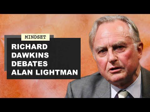 Richard Dawkins & Alan Lightman on Science & Religion