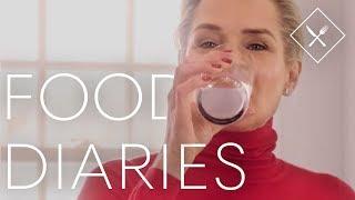 Everything Yolanda Hadid Eats In a Day | Food Diaries | Harper