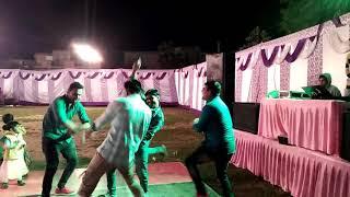 Kidnaf ho jave gi mast dance