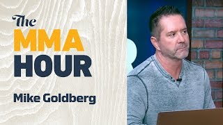 Mike Goldberg: Moments of Recent UFC Broadcasts 'Not as Exciting As It Could Be'