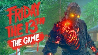 LEVEL 101!! (Friday the 13th Game Live) - 2 Year Anniversary & 30,000 Subscriber Goal! LET'S GO