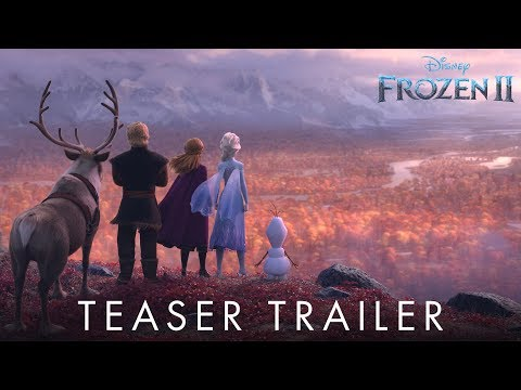 Xxx Mp4 Frozen 2 Official Teaser Trailer 3gp Sex