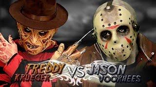 Freddy Krueger vs Jason Voorhees. Batalla de Rap (Especial Halloween)   Keyblade