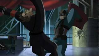 "Ultimate Avengers - 1. ""Captain America"""