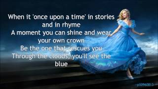 Sonna Rele Strong Lyrics | Cinderella 2015 Soundtrack