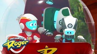 Space Ranger Roger | Super-duper Sonic Bouncy Space Suit | Cartoons For Children | Cartoons For Kids