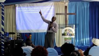 Rev  Ken Oduor  The door of understanding cont