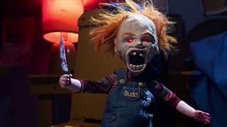 "CHILD'S PLAY: Claymation - ""Chucky A.I. Mayhem"" (Lee Hardcastle)"