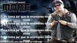 More Remix) (Official Letra)   Zion Ft Jory  Ken Y, Chencho  Arcangel ★REGGAETON 2013★