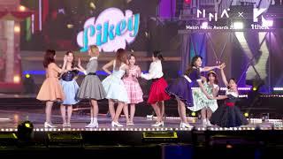 [Melon Music Awards 2017(멜론뮤직어워드)] TWICE Fancam _ LIKEY(트와이스 직캠)