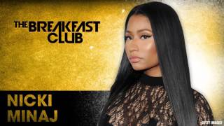 Nicki Minaj On Meeting Her Idol Lauryn Hill