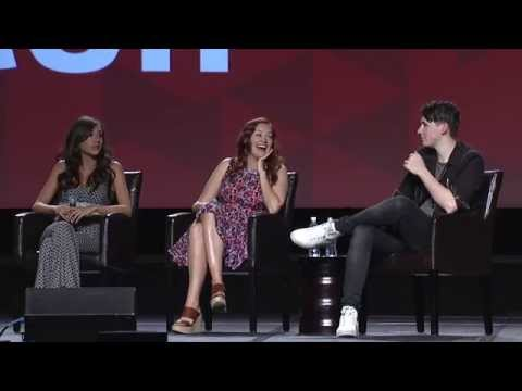 Laughing At & With Us (Full Panel) - VidCon 2015