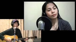 Erika's Ballad - Daimos Ending Theme [acoustic cover] w/ Kogawa (Franken000)