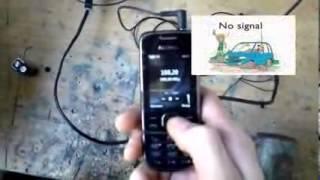 Как сделать глушилку из звонка
