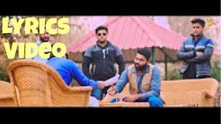 Najaiz Faida | Ruhi Didar | Lyrics Video