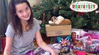 Christmas Morning With Bratayley 2013 | Christmas Gift Haul (WK 156)