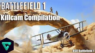 Battlefield 1 KillCam Compilation PS4
