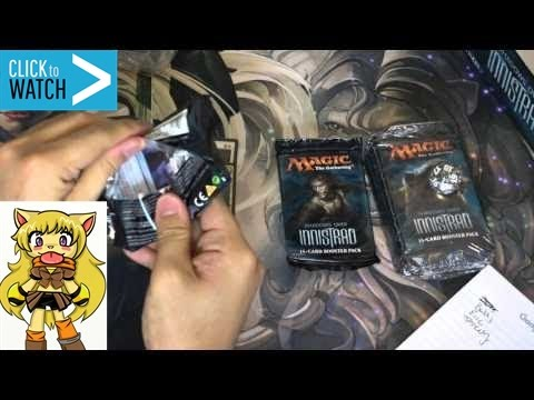 Shadows Over Innistrad Fatpack Opening - Patreon Bobby