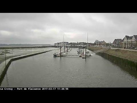 Webcam Le Crotoy Port de Plaisance