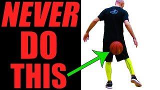 Get A DEVASTATING Behind The Back Crossover! Basketball Basics