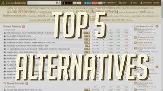 Top 5 KickassTorrents Alternatives