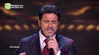 Arab Idol – العروض المباشرة – ملحم زين – على الميعاد اجيتك