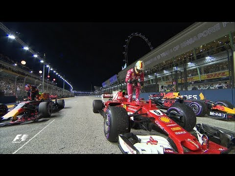 2017 Singapore Grand Prix: Qualifying Highlights