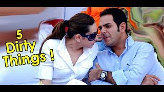 5 dirty things about Karishma - Sanjay