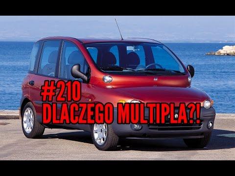 Dlaczego Fiat Multipla 210 MOTO DORADCA