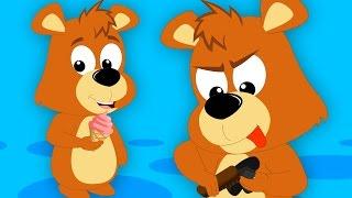 Teddy Bear Teddy Bear | Kids TV - Nursery Rhymes And Children's Songs