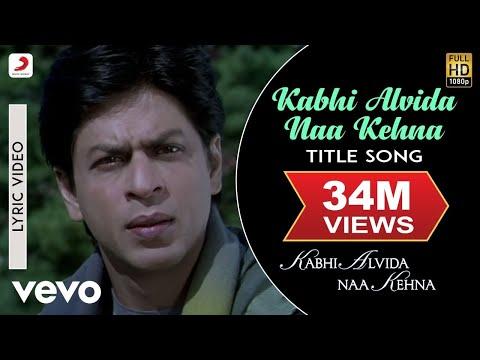 Xxx Mp4 Kabhi Alvida Naa Kehna Lyric Title Track Shah Rukh Khan Rani Mukherjee 3gp Sex