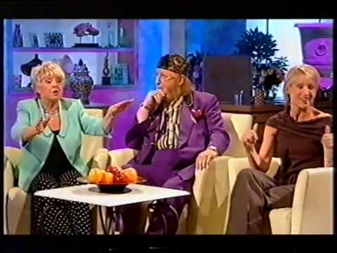 John McCririck being thrown off the Alan Titchmarsh Show, 2007