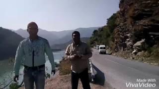 alviachy সিমলা to মানালি highway.