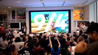 Nintendo Direct 9.4.2019 Live Reactions at Nintendo NY