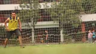 ''বিশ্বকাপ উৎসবে'' (বিশ্বকাপ ফুটবল উপলক্ষ্যে প্যাভিলিয়ন-এর গান)