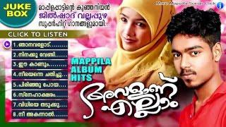 അവളാണ് എല്ലാം || Jilshad Vallapuzha Hit Mappila Pattukal | Mappila Album Songs New 2016