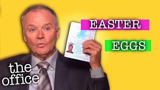9 Hidden EASTER EGGS  - The Office US
