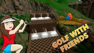 NUEVO MAPA!!  | Con Exo Y Luh | Golf with friends | Sarinha