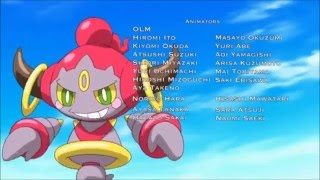 Pokemon Hoopa And The Clash Of Ages (End Theme English Version)