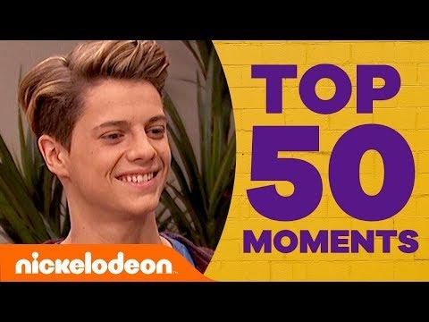Jace Norman's TOP 50 Moments Ft. Henry Danger The Thundermans & More NickStarsIRL