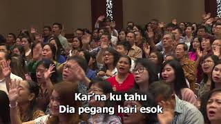 S'bab Dia Hidup - Praise Ibadah Raya GBI MPI, April 2018