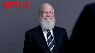 《David Letterman:下一位來賓鼎鼎大名》–前導預告[HD] – Netflix